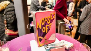 noises off opening night at two river theater 25 of 40