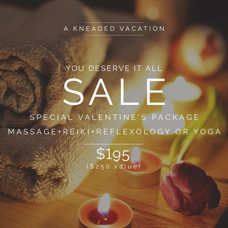 A Kneaded Vacation Valentine's Day 2019