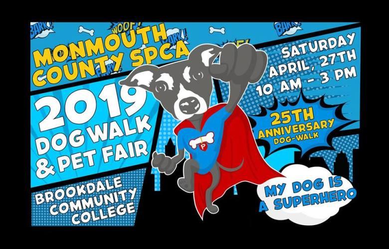 25th Anniversary Dog Walk + Pet Fair MCSPCA