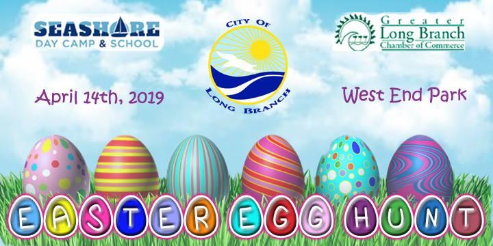 Long Branch Easter Egg Hunt 2019