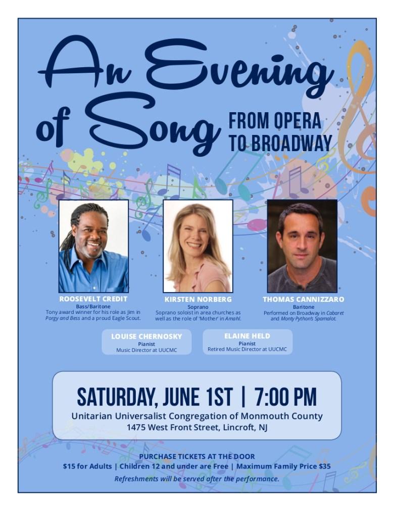 An Evening of Song _15_ _1_