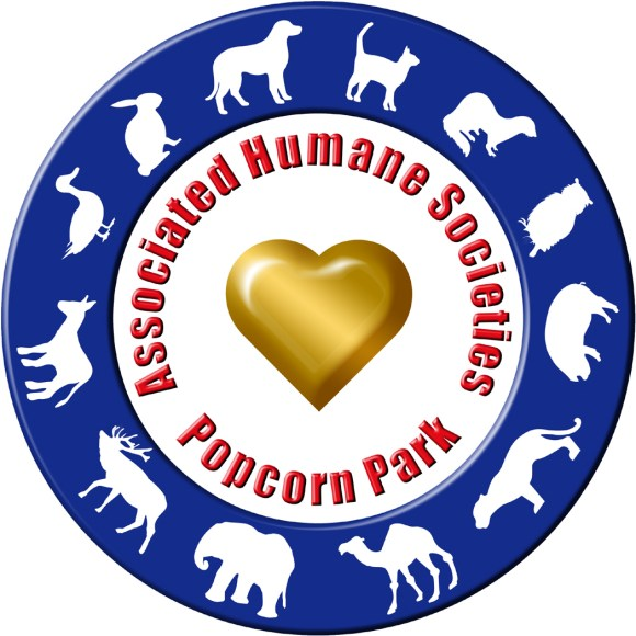 Associated Humane Society Tinton Falls logo