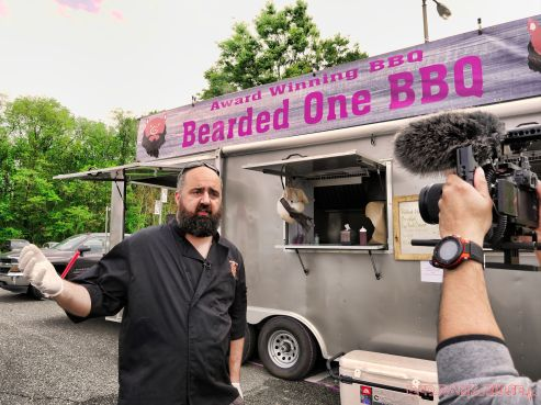 Middletown South Food Truck Festival 24 of 113 The Beaded One BBQ