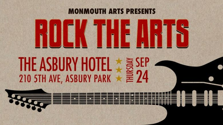 Rock the Arts Gala Monmouth Arts
