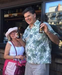 Robin Ann Bienemann Business Consultant in Connecticut-Enjoying Happy Hour