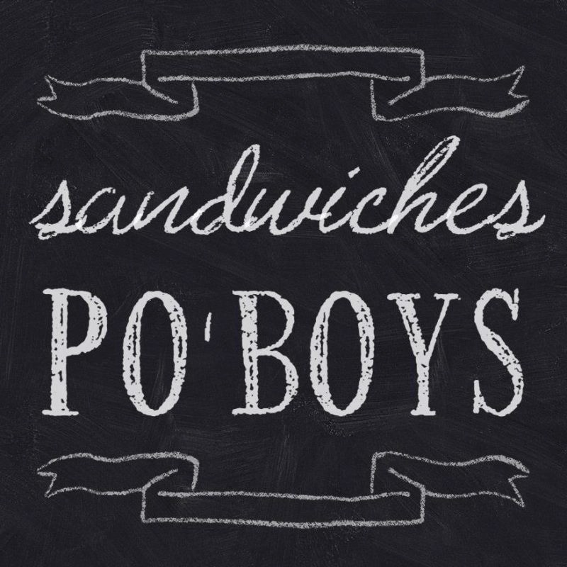 Sandwiches/Poboys