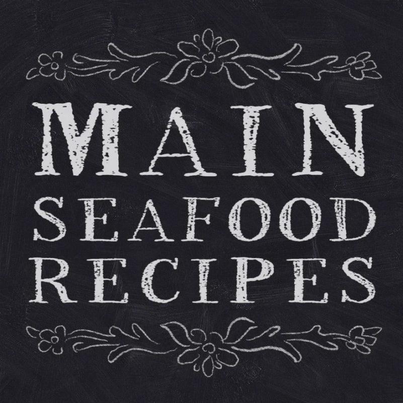 Main - SEAFOOD