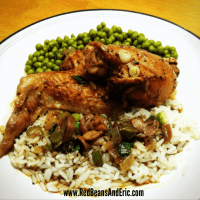New Orleans Style Stewed Chicken