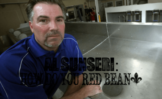 AL SUNSERI: How Do You Red Bean? The owner of P&J Oyster Co talks to Red Beans & Eric