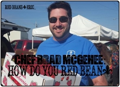 BRAD McGEHEE: How Do You Red Bean?