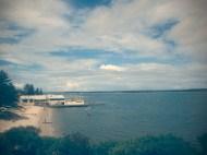 taken from taren point bridge