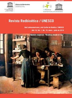 Revista Redbioética / UNESCO No. 19