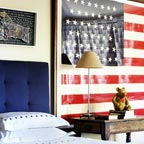 flag in bedroom #2