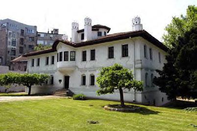 The Princess Ljubica's Palace