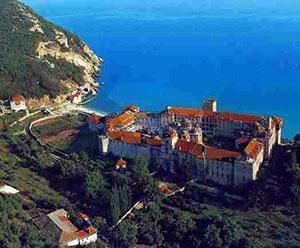 Monastery Chilandar