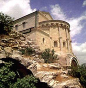 Mt. Tabor church of Transfiguration of