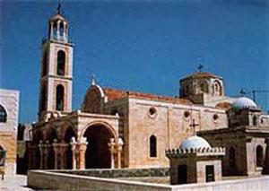 St. Theodosius monastery