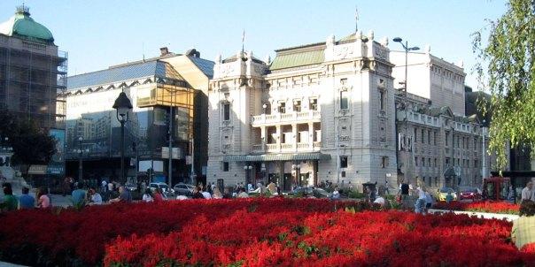 National Theatre Belgrade