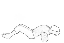 Thoracic Extension mobility-2 | Myofascial Release