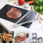 Fast Defrosting Tray For Frozen Foods Redbox