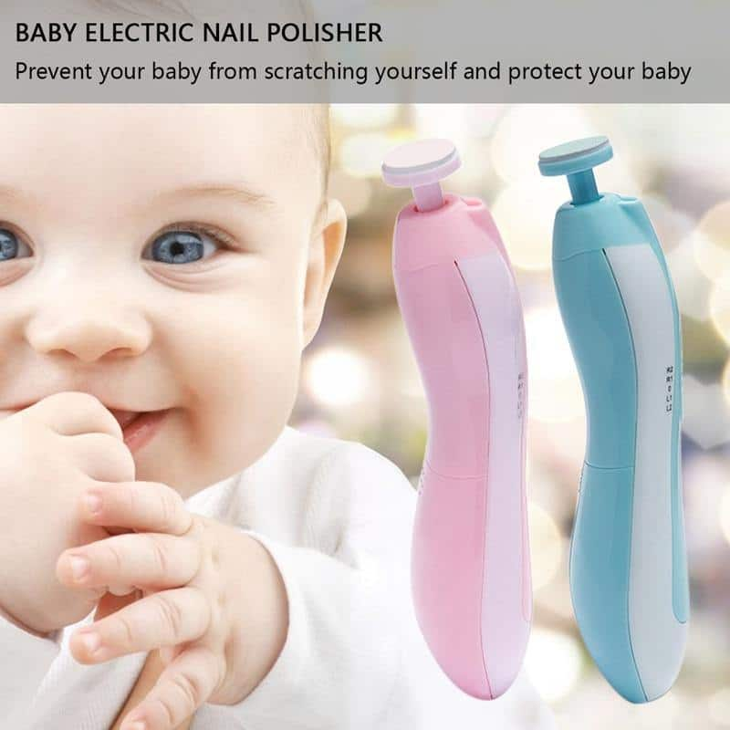Baby Automatic Nail Trimmer Redbox