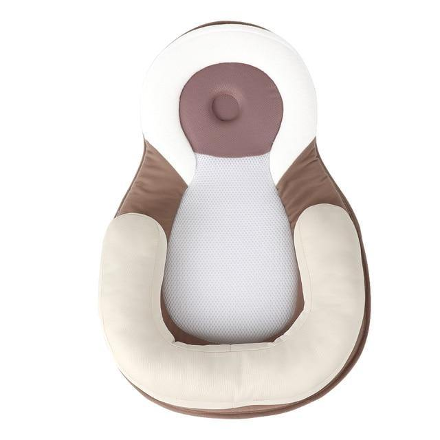 Portable Baby Bed Redbox White