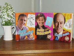 Blastoff Reader Author Biographies