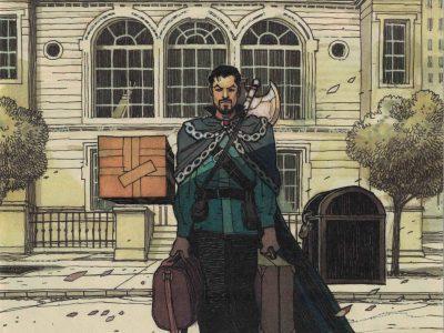 Doctor Strange Gabriel Hernandez Walta