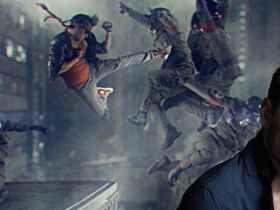 Kung Fury Michael Fassbender