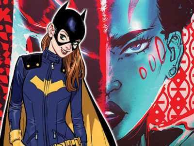 Batgirl Roxane Gay