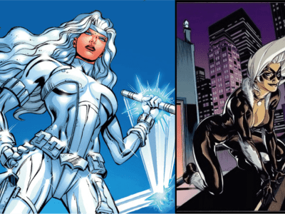 Silver Sable/Black Cat