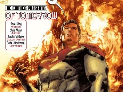 Action Comics #1000 Tom King Clay Mann