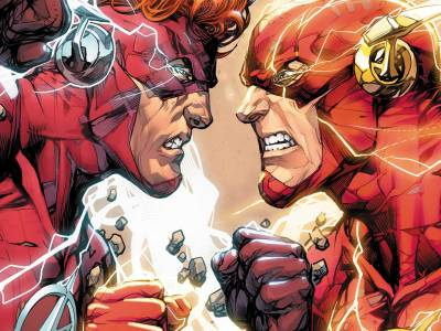 The Flash war
