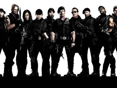 I Mercenari 4