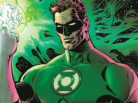 Grant Morrison Lanterna Verde