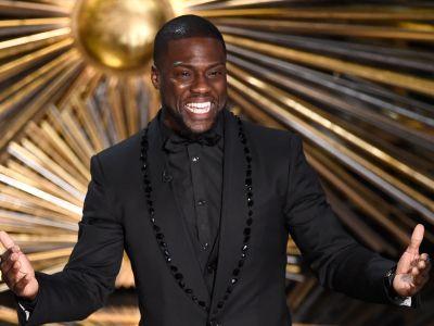 kevin hart Oscar 2019