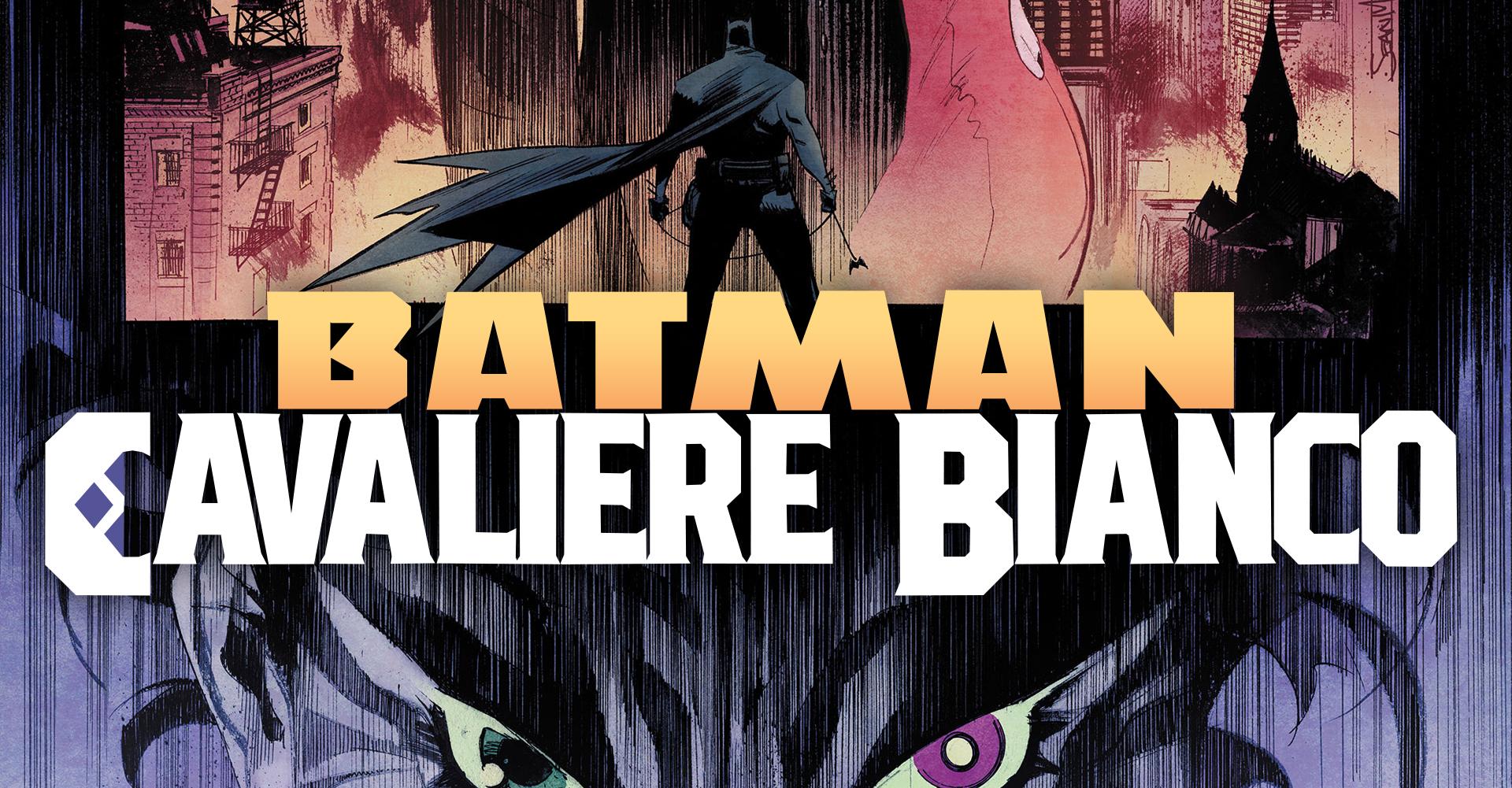 Batman Cavaliere Bianco
