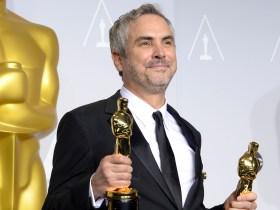 Oscar 2019 Roma Alfonso Cuaron