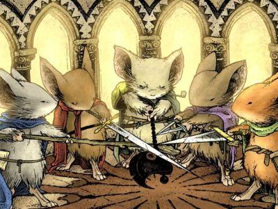 Mouse Guard