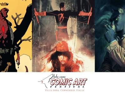 Lake Como Comic Art Festival 2019