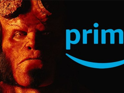 Hellboy amazon Prime