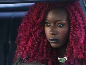 Anna Diop Starfire Titans Season 2