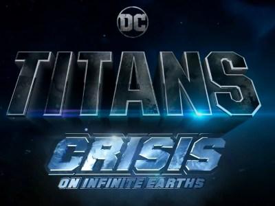 titans crisis on infinite earths crisi sulle terre infinite