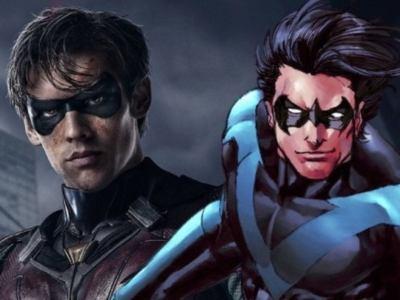 Nightwing Titans