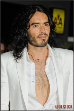 "Russell Brand at the World Premiere of ""Get Him To The Greek"""
