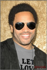 "Lenny Kravitz at the Los Angeles Premiere of Season Seven of the HBO Original Series ""Entourage"""