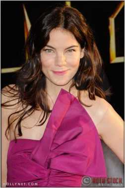 """Michelle Monaghan at the World Premiere of """"Iron Man 2"""""""