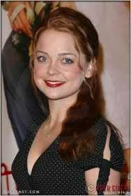 """Marisa Coughlan at the Premiere Screening of """"Just Married"""""""