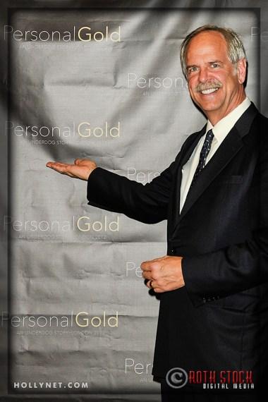 Olympian John Naber