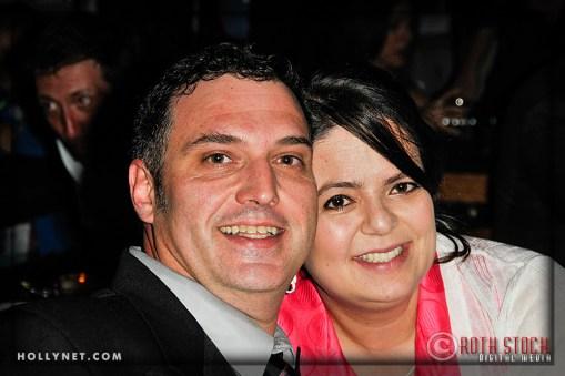 Brian Poudrette and Mary Poudrette